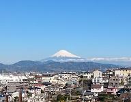 冬富士山エガワ新聞店エリア情報